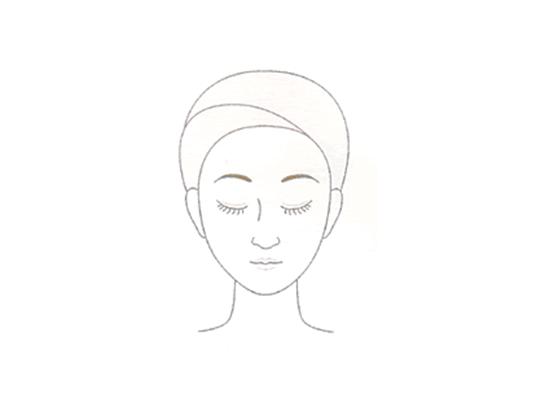 シルクde美骨顔筋マッサージイメージ